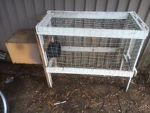Rabbit hutch Hoxton Park Liverpool Area Preview