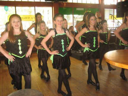 IRISH DANCE with GREGORY ACADEMY
