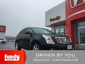 2015 Cadillac SRX Premium AMAZING SHAPE, MUST SEE , LOCAL TRADE