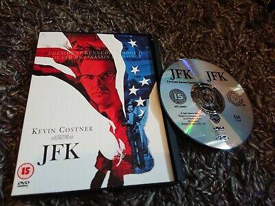 JFK (DVD, 1999) Kevin Costner,