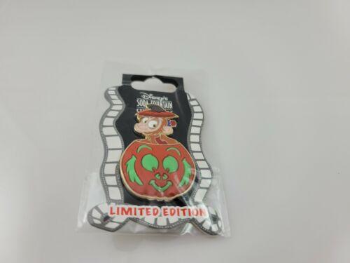 Disney DSF Abu Aladdin Pumpkin Halloween Pin LE 400