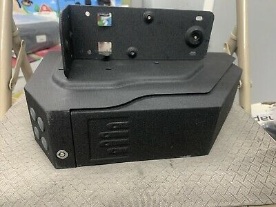 New GunVault SV500 SpeedVault Handgun Safe Pistol Box Secure Concealed Gun Quick