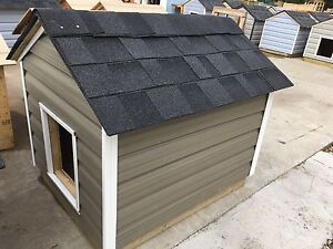 Insulated Dog Houses ( By Maetche Construction) Edmonton Edmonton Area image 3