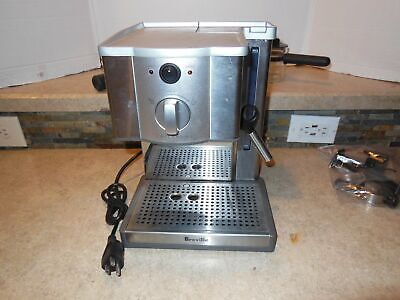 906 Breville ESP8XL Cafe Roma Stainless Espresso Maker