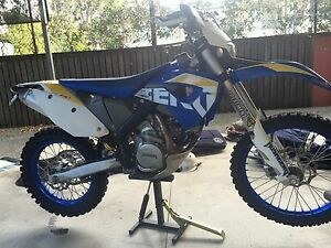 Husaberg FE390 Kangaroo Point Brisbane South East Preview