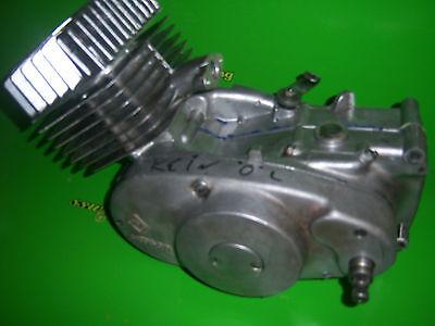 Simson Motor S50 4Gang regeneriert mit Zylinder 63ccm  12 PS Schwalbe Habicht