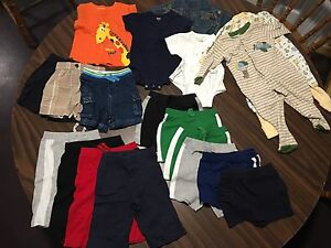 Baby boy clothes 6months