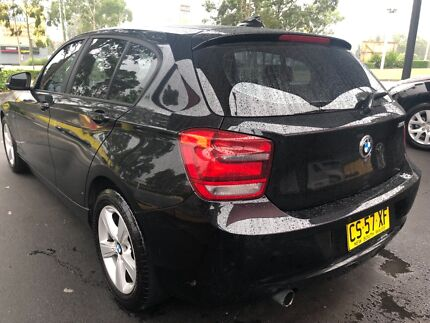 Bmw 116i 2013 F20 manual sports luxury leather sunroof Kellyville The Hills District Preview