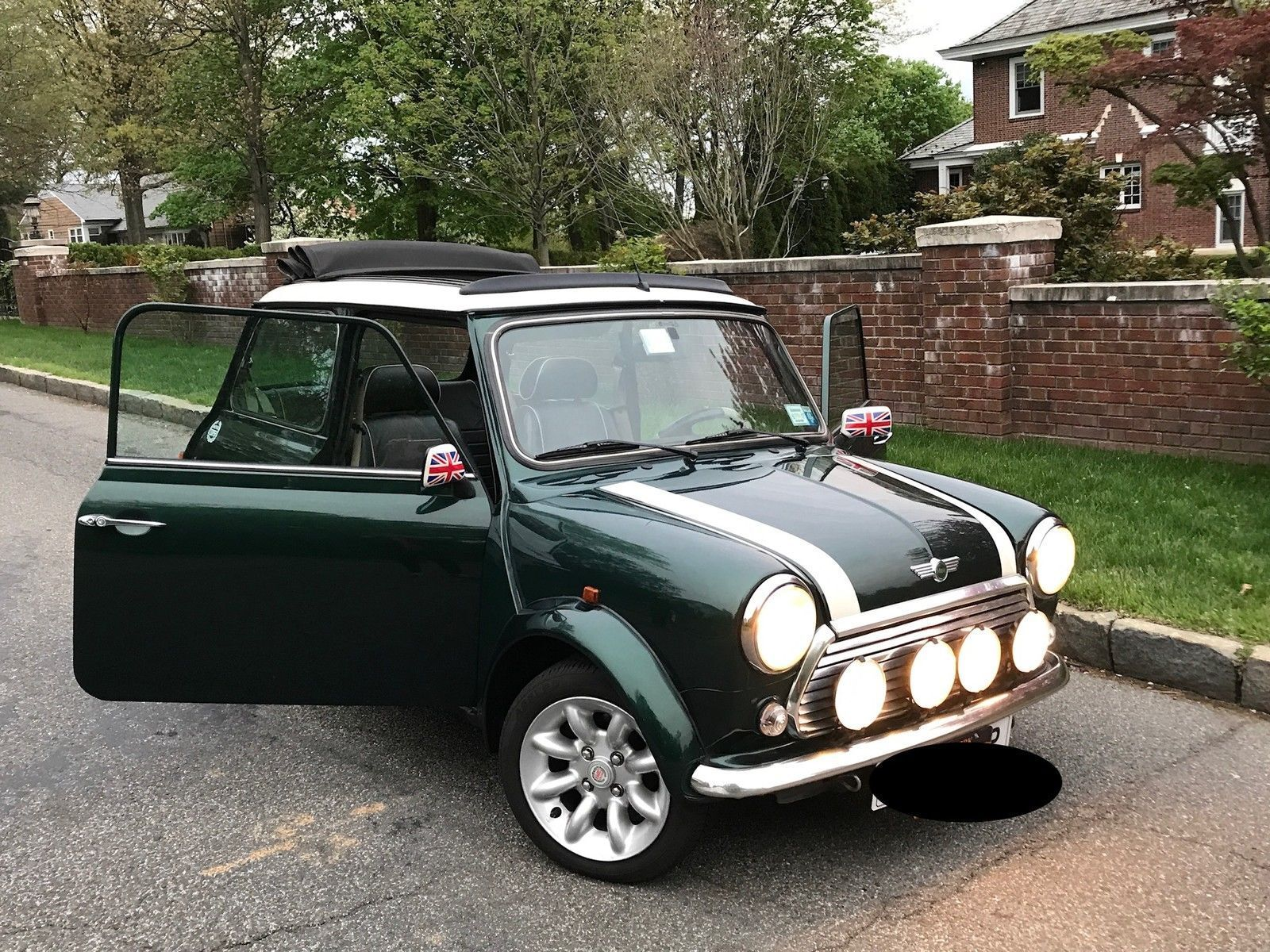 1975 austin mini cooper s soft top used mini classic. Black Bedroom Furniture Sets. Home Design Ideas