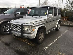 1995 Mercedes benz G Wagon