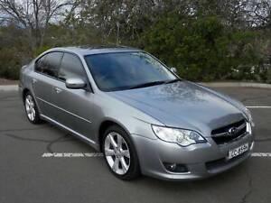2007 Subaru Liberty 2.5i PREMIUM Automatic Sedan Blair Athol Port Adelaide Area Preview