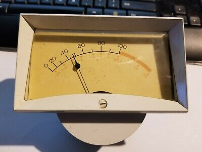 Vintage Api 561 Audio Vu Meter 56-0246-0000