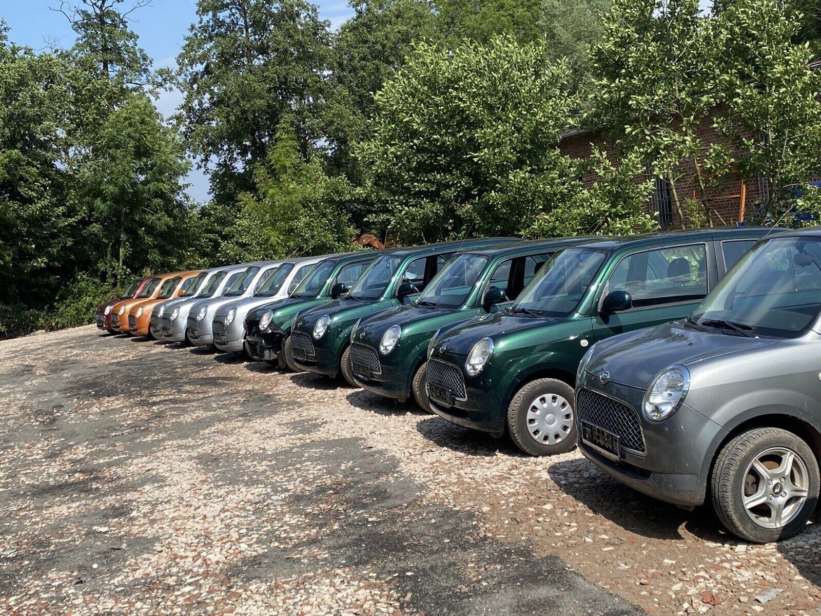 Abbildung des Autos Wir suchen Daihatsu Trev…