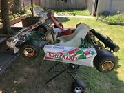 Go kart ( tony kart) with 100j (blueprinted) Yamaha engine. Hoppers Crossing Wyndham Area Preview