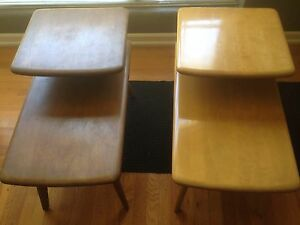 reproduction WHEAT refinishing stain for vintage HEYWOOD WAKEFIELD