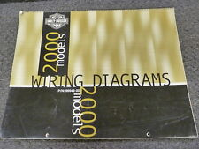 2000 Harley Davidson Electra Glide Road King Electrical ...