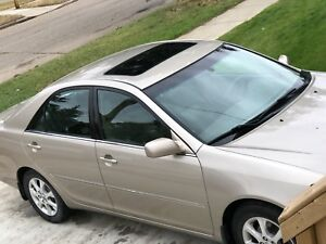 2005 Toyota Camry fully loaded