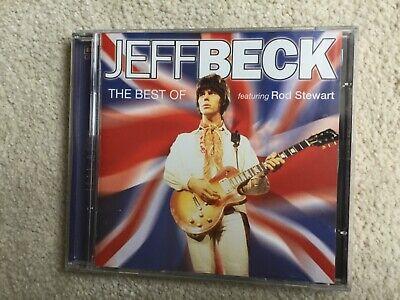 Jeff Beck – The Best Of featuring Rod Stewart CD (EMI) VGC