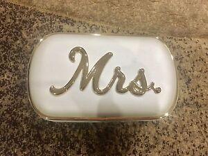 """""""Mrs"""" clutch from Aldo"""