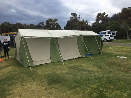 Canvas tent & Dune 4 wd tent | Camping u0026 Hiking | Gumtree Australia Wyong Area ...