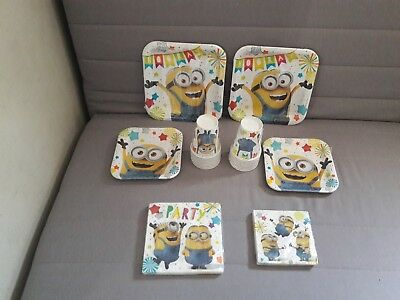 Minion Themed Party (party items minion theme   all)