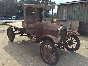 Ford Vintage T Model Truck 1926 Albury Albury Area Preview