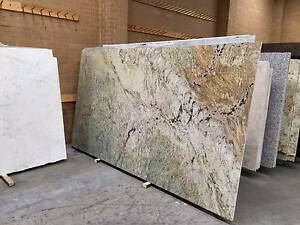 Brisa Verde Granite Slabs for Kitchen Benchtops Thomastown Whittlesea Area Preview