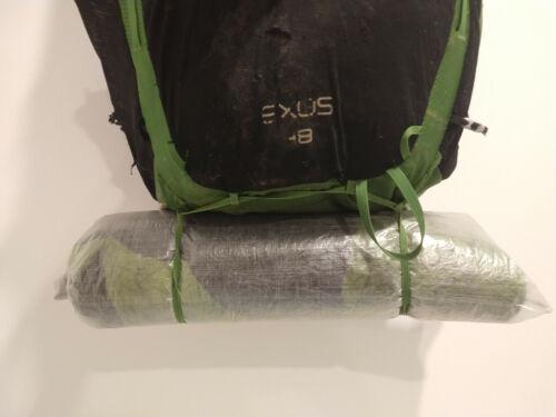 Wild Sky Gear DCF Cuben fibre talldyneema Dry Bag Ultralight 19g fits tents