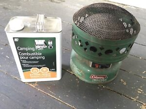 Coleman Catalytic Heater for camping