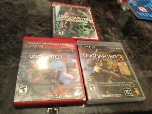 Uncharted PS3Games