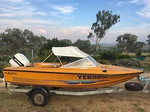 4.93m Swift Craft Stingray Ski Boat is / Fishing Boat Inverell Inverell Area Preview