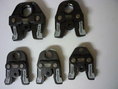 Ridgid Jaws Asm Propress Standard Tool 12 To 2 Kit