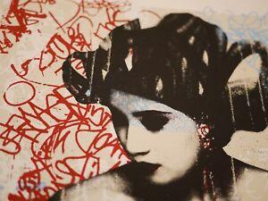 Hush Moniker Print 2012