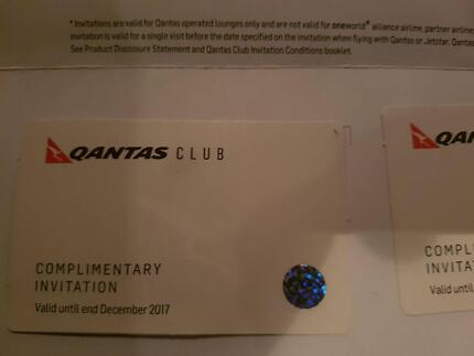 Qantus Club Vouchers