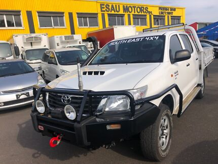 2013 Toyota Hilux Ute Manual Sunshine Brimbank Area Preview