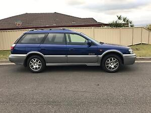 2003 Subary Outback H6 Wollongong Wollongong Area Preview