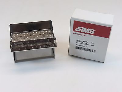Ims Endodontic Stand 48 Holes With Ruler Files Reamers Ims-1275d Hu Friedy