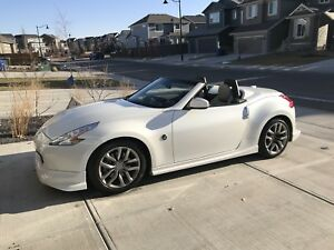 Nissan 370Z Roadster - very low KMs + no GST