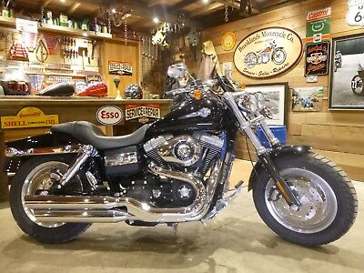 2009 HARLEY-DAVIDSON FXDF Dyna FAT BOB 1 owner, only 2286 miles, great condition