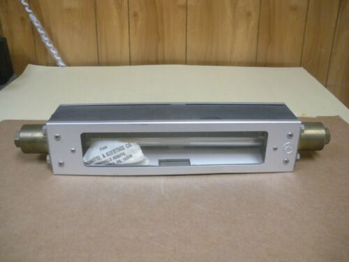 Schutte & Koerting Ametek 001-8 Air Meter Q 77 50635