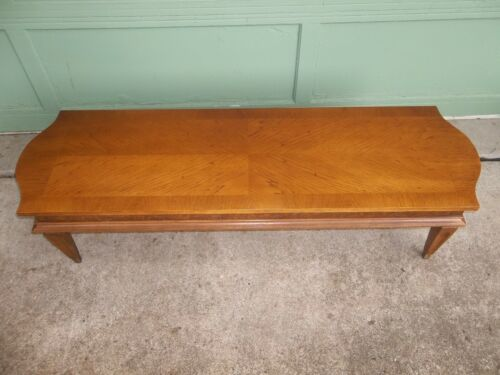 Vintage Mid Century French Regency Coffee Table