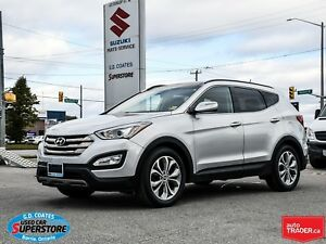2014 Hyundai Santa Fe Sport Premium AWD ~Heated Leather ~Panoram