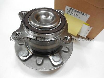 CRUZE 10-12 ORLANDO 11-12 GeNuiNe REAR WHEEL BEARING 13502873