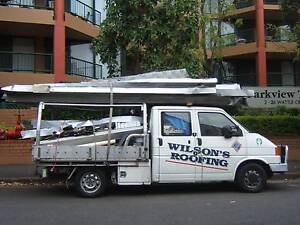 Volkswagen Transporter Dual Cab 1995 FOR SALE Pyrmont Inner Sydney Preview