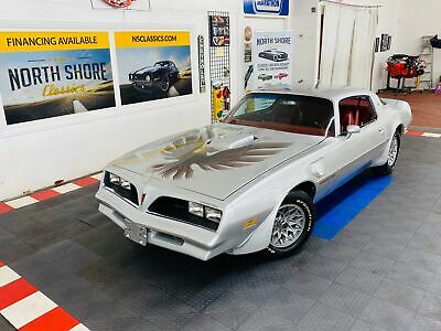 1977 PONTIAC Firebird TRANS AM - SEE VIDEO 1977 PONTIAC FIREBIRD, Silver with 90,918 Miles available now!