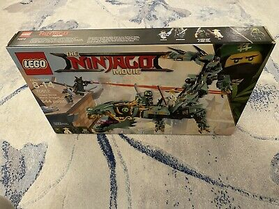 LEGO Ninjago Movie Green Ninja Mech Dragon (70612) New In Box Factory Sealed