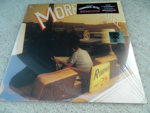 New Sealed RSD The Doors Morrison Hotel Sessions 2 LP SET 180 gram Record STORE