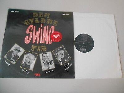 LP VA Den Gyldne Swingtid (13 Song) TONO HI-FI RECORDS / DENMARK WoC
