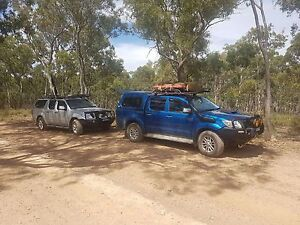 Looking to swap Toyota hilux canopy plus tray Claremont Meadows Penrith Area Preview