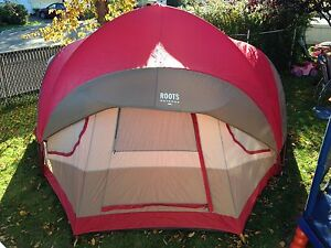 Roots 8-10 person tent.